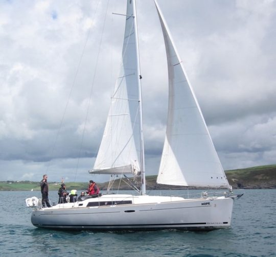 Family Day Trip Sailing Cork Activity Sovereign Sailing Kinsale Cork
