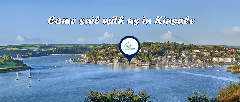 Sovereign Sailing Kinsale Cork Ireland Courses and Faily Sailing Trips